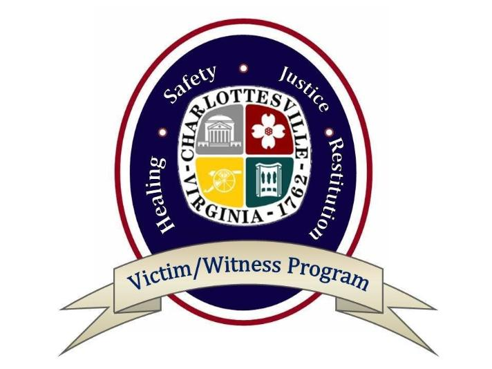 Victim and Witness Assistance Program