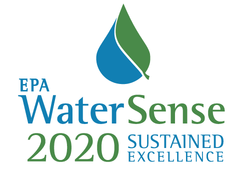 2020 WaterSense Sustained Excellence Award Logo