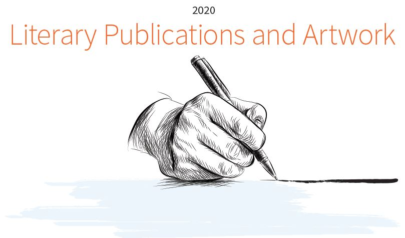 2020 Literary Publications and Artwork
